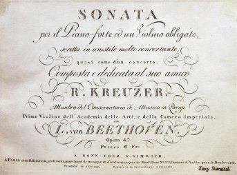 Kreutzer sonata-Beethoven1