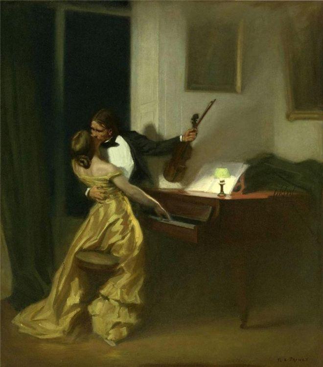 René-Xavier Prinet - 1901 - Kreutzer Sonata