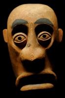 Masque Amérindien - Musée Quai Branly