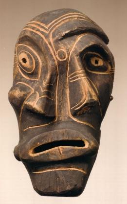 Masque Kiippak Groenland (inuit)