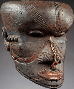 Masque Sénégal