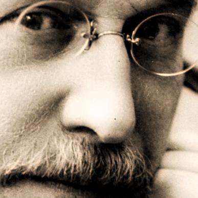 Erik Satie (17 mai 1866 - 1 juillet 1925)