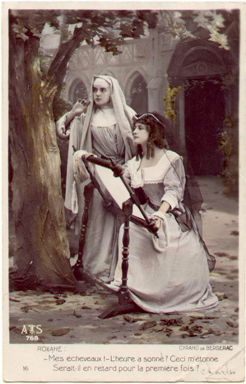 Roxane et soeur Marthe