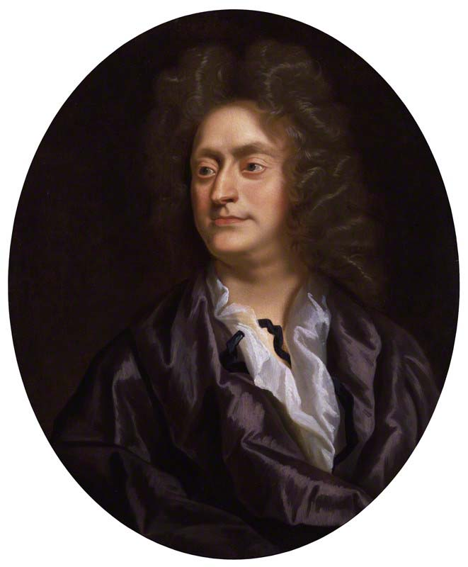 NPG 1352; Henry Purcell by or after John Closterman