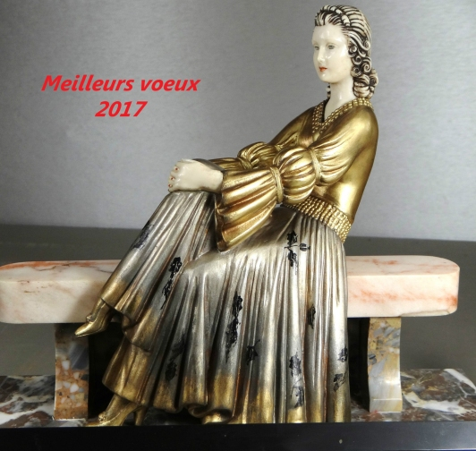 reverie-statue-chryselephantine-lullier