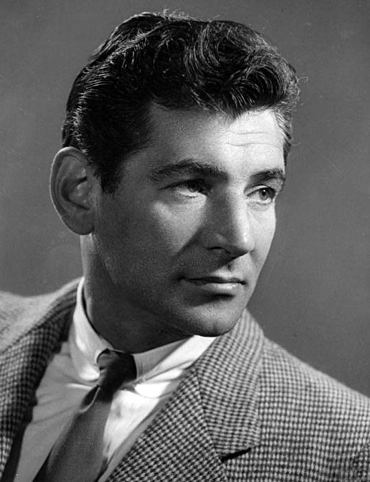 Léonard Bernstein (1918-1990) - Années 1950