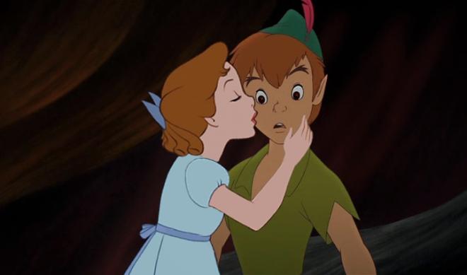 Wendy et Peter Pan (Disney)