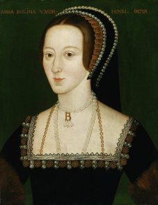 Anne Boleyn - Artiste inconnu © National Portrait Gallery, London